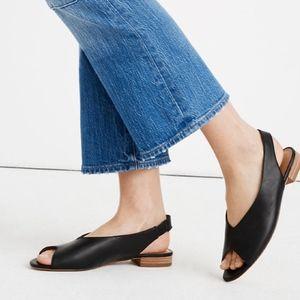 Madewell Tavi Slingback Sandal